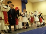 Greek Folk Dance students