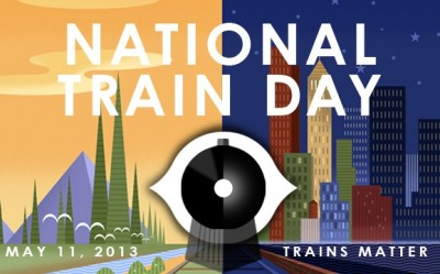National Train Day in the USA!
