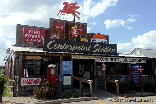 Centerpoint Station in San Marcos, Texas