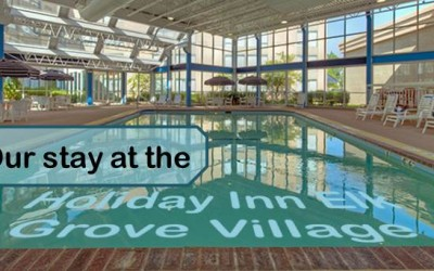 Header Image: Our Stay at the Holiday Inn Elk Grove Village