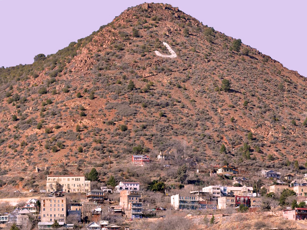 Jerome Az Cleopatra Hill J Mountain Travellatte
