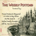 The Weekly Postcard Blog Link Button