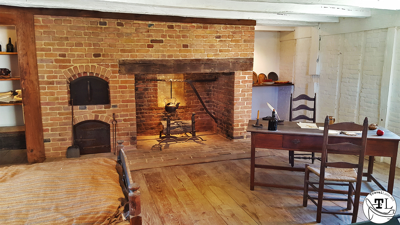 Gardner's Home at Mount Vernon - Touring Mount Vernon via @TravelLatte.net