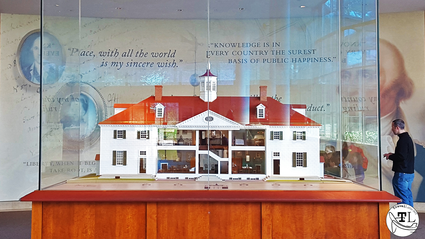 Mount Vernon in Miniature - Touring Mount Vernon via @TravelLatte.net