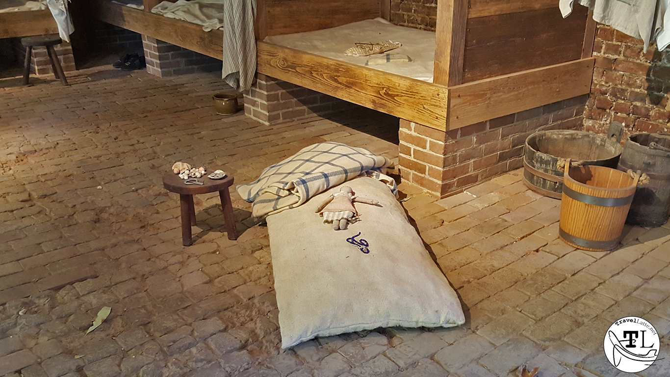 Women's Dormitory - Touring Mount Vernon via @TravelLatte.net
