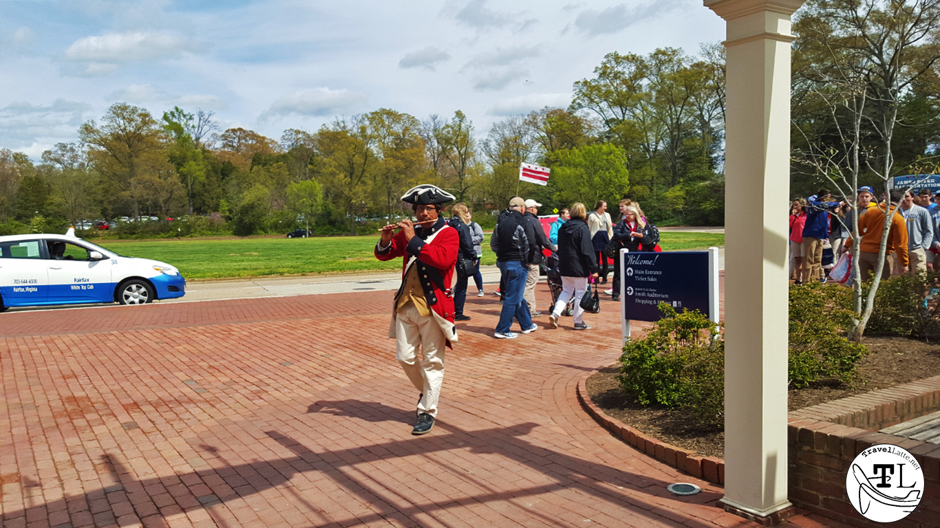 A Colonial Piper - Touring Mount Vernon via @TravelLatte.net