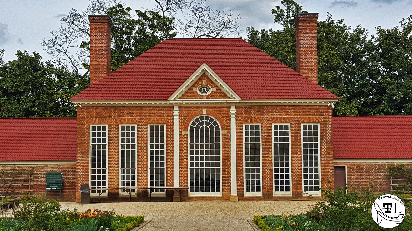 Washington's Greenhouse - Touring Mount Vernon via @TravelLatte.net