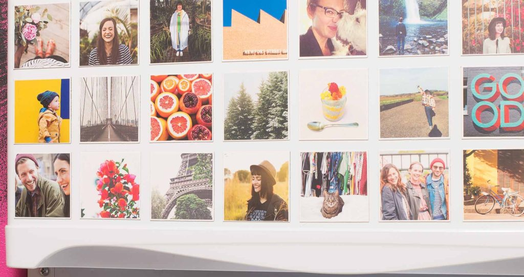 Holiday Gift Guide - Photo Magnets via @TravelLatte.net