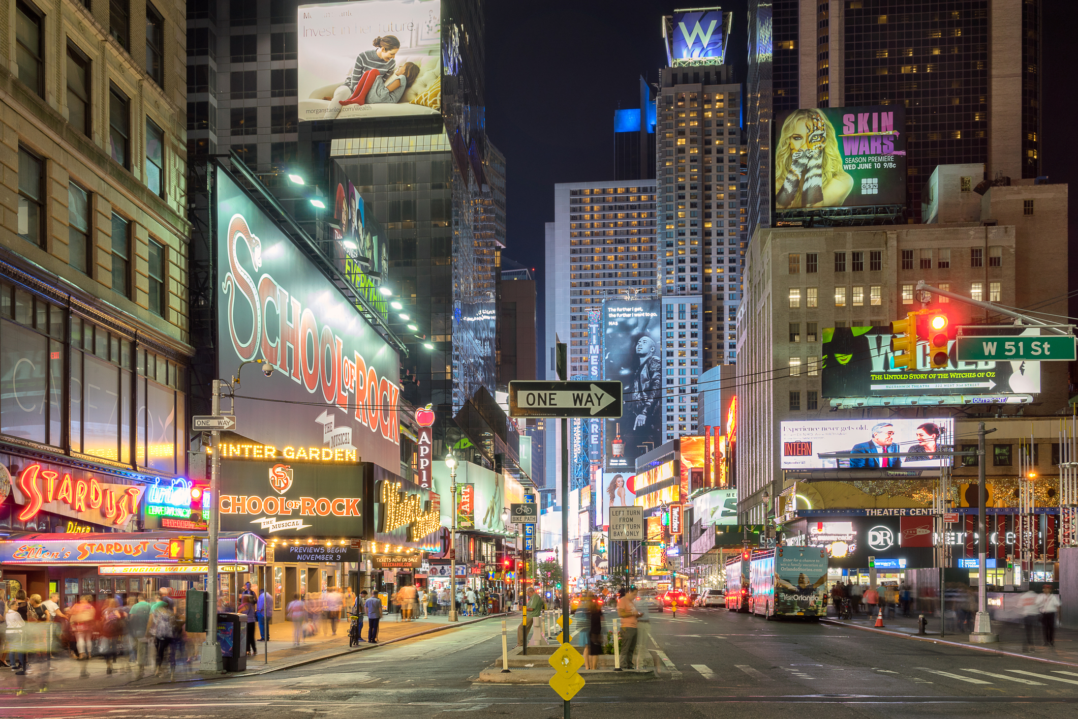 New York City - Broadway Week in Travel News via @TravelLatte.net
